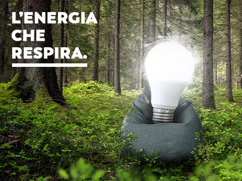 Energie rinnovabili - risparmiare sulle bollette - SB energetica l'energia che respira - home